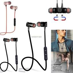 Bluetooth Wireless Twin Earbuds In-Ear Headphones Stereo Ear