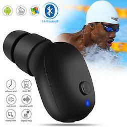 bluetooth wireless waterproof stereo earphone earbud sport