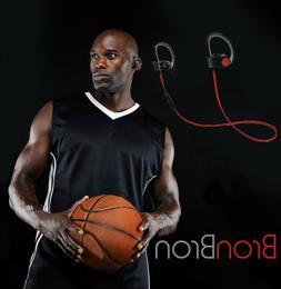 Bron Bron Power Beats Sport Bluetooth Headset Wireless Headp