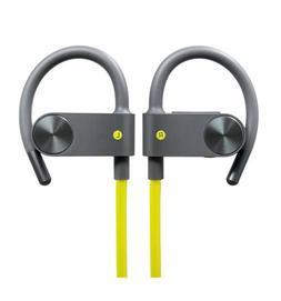 Photive BT55G Premium Bluetooth Headphones With Built-In Mic