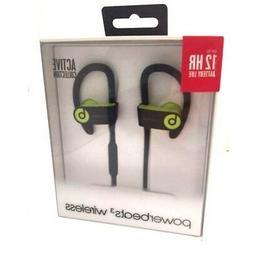 Beats By Dr. Dre Powerbeats 3 Shock Yellow Wireless In Ear E