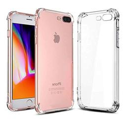 Airror Case for iPhone 8 Plus iPhone 7 Plus Cases Clear,  Ul