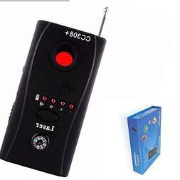AGPtek® CC308 Anti-Spy Signal Bug RF Detector Hidden Camera