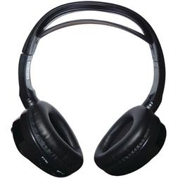 Concept CDC-IR10 Over the Head IR Infrared Wireless Stereo H