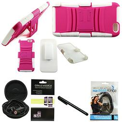 MstechcorpCombo gift package for Apple iPhone 6 4.7 inch Hyb