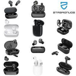 SoundPEATS Dudios TWS Bluetooth Headphones True Wireless HiF