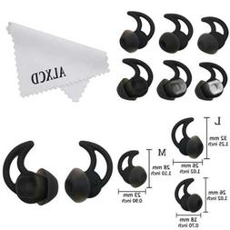 ALXCD Ear Tips for BOSE SoundSport Free Headphone, S/M/L 3 P
