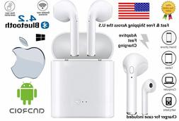 Earbuds Wireless Bluetooth In Ear Headphone 4 Apple iPhone A