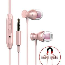 Earphones,TRONOE Sport In Ear Headphones Earbuds Heaphones H