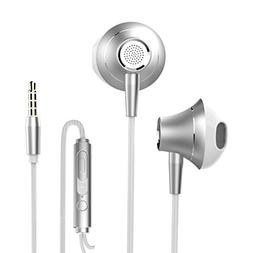 Earphones/Earbuds/Headphones with Microphone and Volume Cont