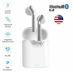 ***FAST US SHIPPING*** Bluetooth 5.0 Earbuds Headphones Wire