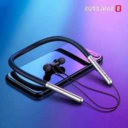 SANLEPUS <font><b>Wireless</b></font> Bluetooth Earphone Hea