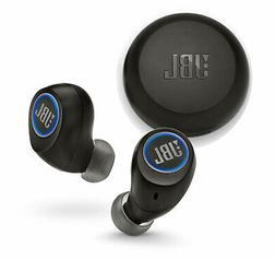 JBL Free X Black True Wireless In-Ear Bluetooth Headphones