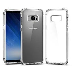 galaxy s8 case clear