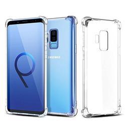 Airror Galaxy S9 Plus Case Clear,  Ultra Thin Clear Soft TPU