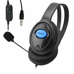 Gaming Headsets,Awakingdemi Wired Gaming Headset Earphones H