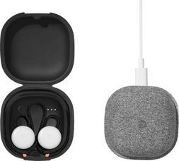 Google Assistant -  Pixel Buds Headphones w/ Charging Case -