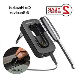 Avantree Handsfree Wireless Headset & Car Bluetooth Receiver