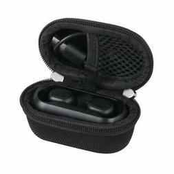 Hard Travel Case for SoundPEATS/Dudios True Wireless Bluetoo