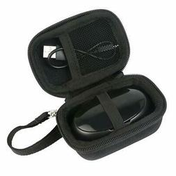 Hard Travel Case Replacement for SoundPEATS True Wireless Bl