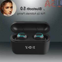 HBQ Q32 Wireless Bluetooth V5.0 Earbud TWS Sport Gym Headset