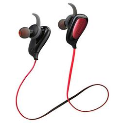 Sports Headphones,TechCode in-Ear Earphones New Bluetooth Wi
