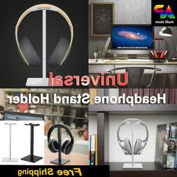 Headset Earphone Holder Stand Aluminum Universal Gaming Head