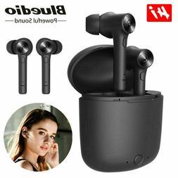 Bluedio Hi Bluetooth True Wireless/ HD Earphone Face Recogni