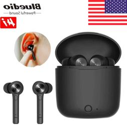 Bluedio Hi Wireless Bluetooth Earphone Stereo Sport Earbuds