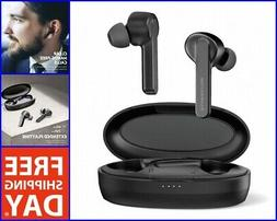 High Quality True Wireless Earbuds Bluetooh V5.0 Headphones
