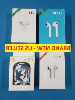 i12 i7s i11 i10 MAX TWS CAMO Earbud Wireless Bluetooth For i