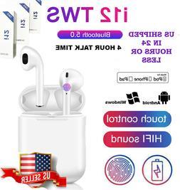 i12 tws bluetooth 5 0 earphones wireless