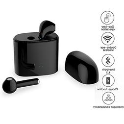 NENRENT i7 Bluetooth Earbud, Mini Wireless Bluetooth Headset