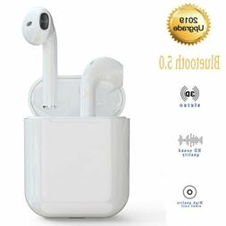 i7s i9s TWS For iPhone Bluetooth 5.0 Earbuds w/ Charging Cas