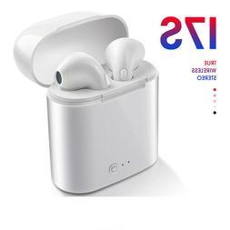 I7S TWS Wireless Bluetooth Headphones Earpods, Earbuds, Airp
