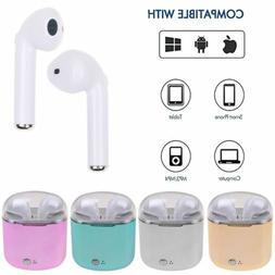i7S TWS Wireless Headset Bluetooth Earbuds Twins In Ear Earp