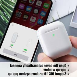i80 TWS Wireless Bluetooth Earphone Headphone Earbuds 1:1Air