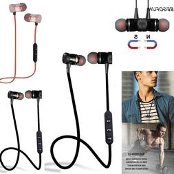 In-Ear Earbuds Headphone Bluetooth Stereo Earphone Headset W