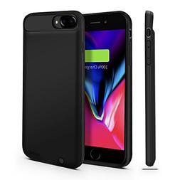 Bosuge IPhone 7 Plus Battery Case  Ultra Slim Portable Charg