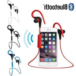 FOR iPhone Android In-Ear Bluetooth Wireless Earbuds Play Mu