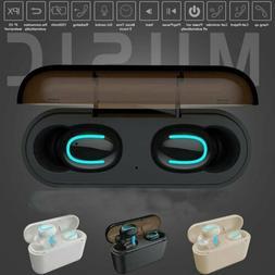 IPX7 Waterproof Touch Mini True Bluetooth 5.0 Earbuds Wirele