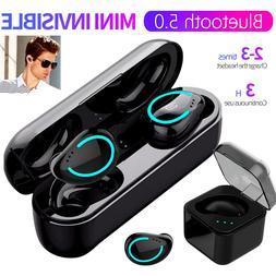 ipx7 waterproof touch mini true bluetooth 5