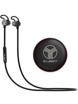TREBLAB J1 - Bluetooth Earbuds w/aptX, Best Wireless Headpho