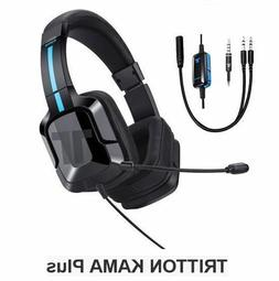 TRITTON Kama Plus , Gaming Headset with mic, for Sony PS4,Ni