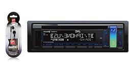 JVC KD-R888BT CD/MP3 Car Stereo USB AUX AM/FM Radio iPod/iPh