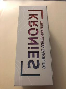 KRONIES True Wireless Earbuds Bluetooth Microphone New In Bo