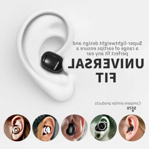 1NENRENT S570 Bluetooth Mini Wireless Earpiece...