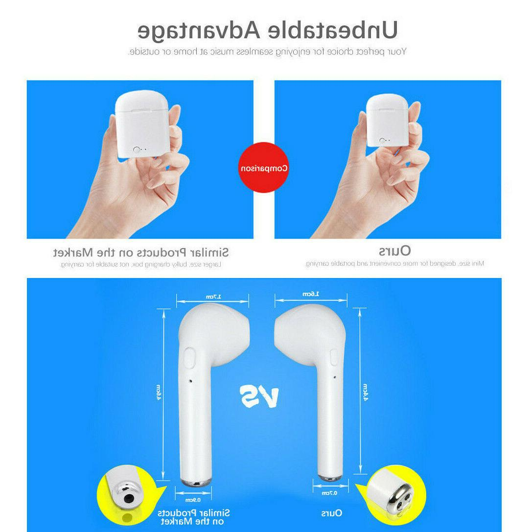 1Bluetooth Android Earpods Earbuds