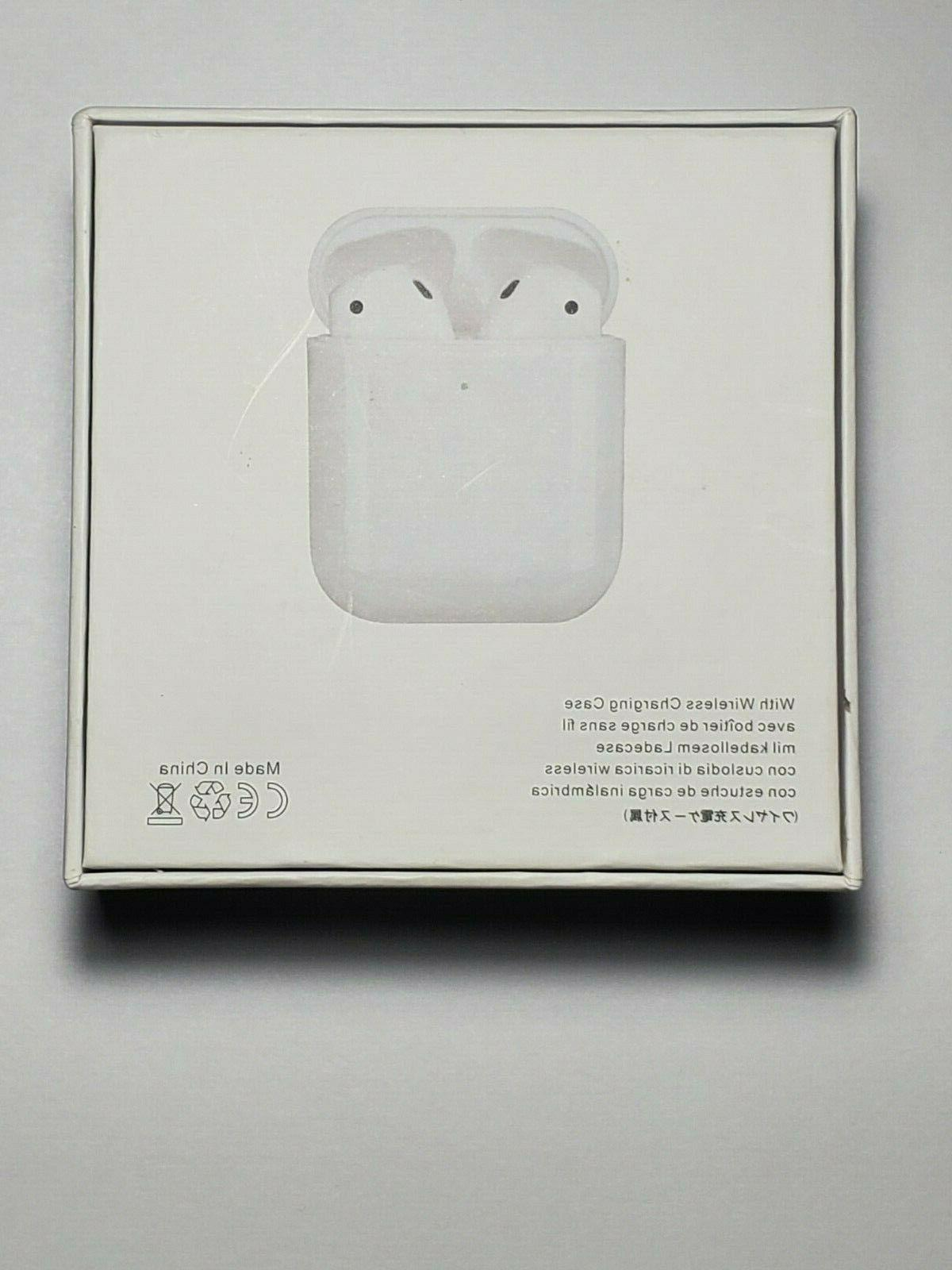 1st Unbranded Wireless Earbuds With Charging