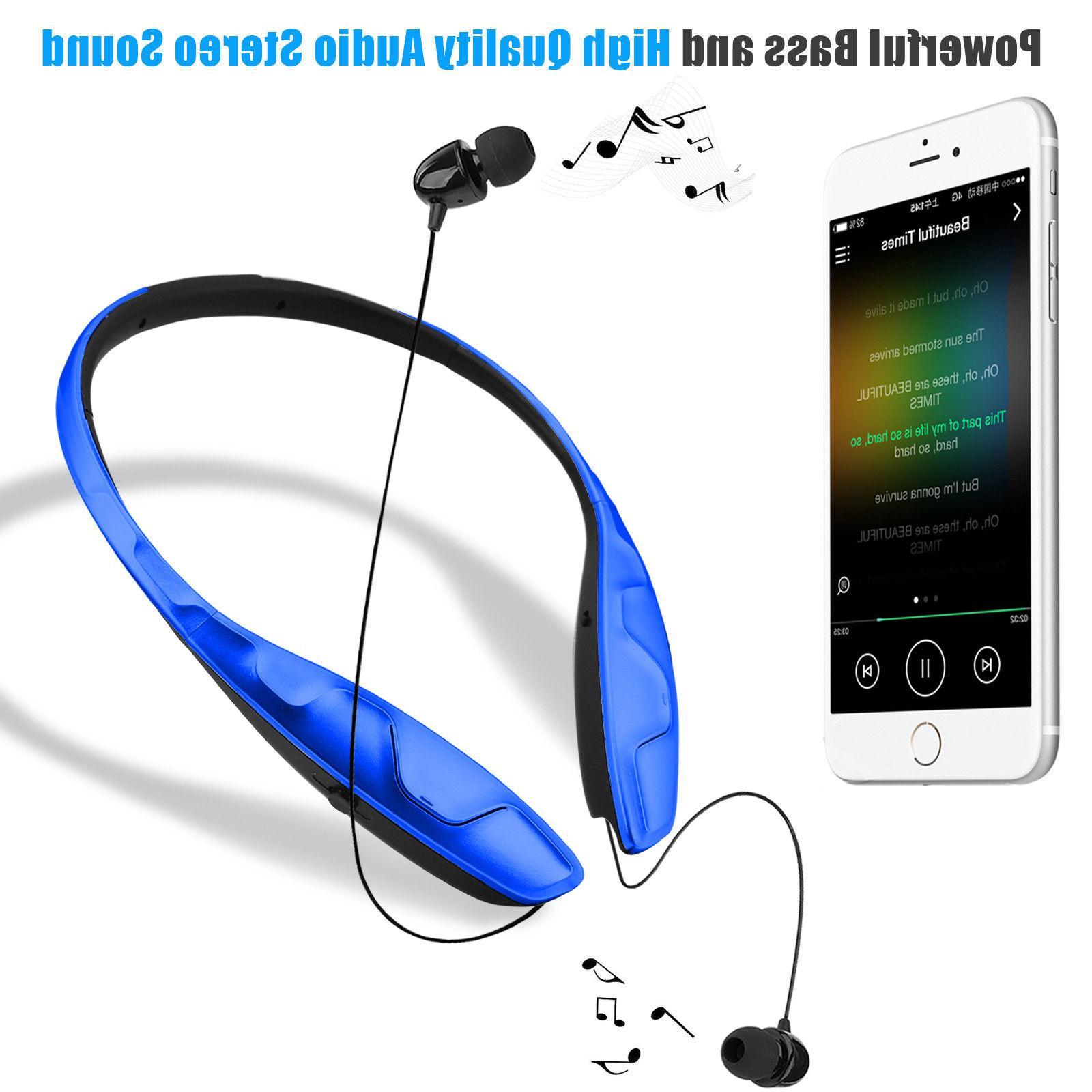 2018 stereo music sport wireless universal bluetooth